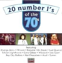 20 Number 1's Of The 70's