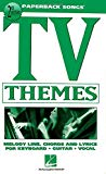 TV Themes (Paperback Songs)