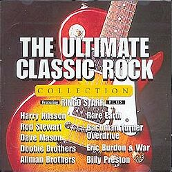 The Ultimate Classic Rock Collection